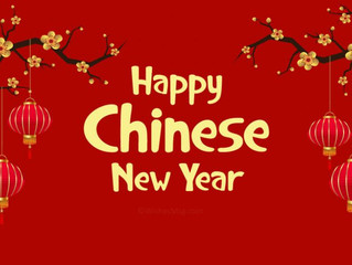 Happy Chinese New Year Best Wishes
