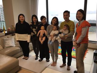 "IAIM (HK Chapter) 2018 "" The Proactive Baby Massage Promotion"" !!! 1st Round !!!"