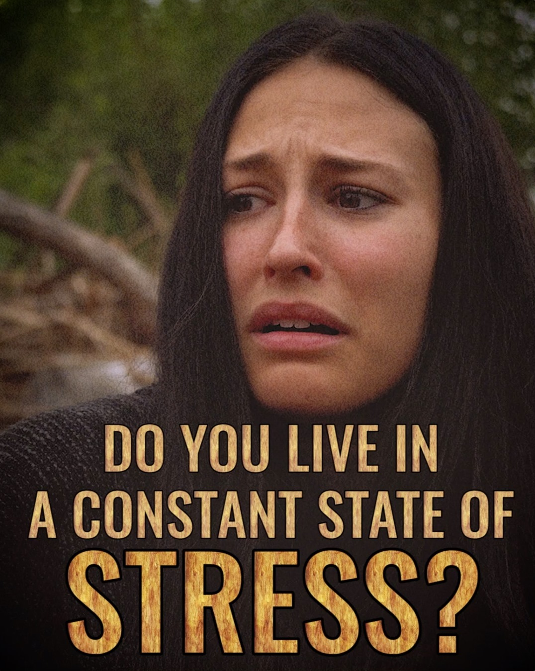 Do you live in a constant state of stress?