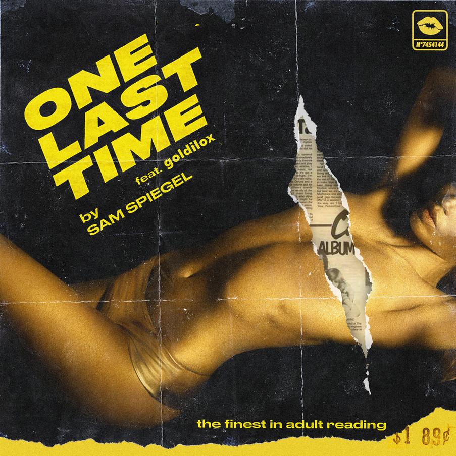 Sam Spiegel - One Last Time Cover Art (Censored)