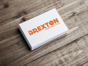 Brexton Logo MockUp