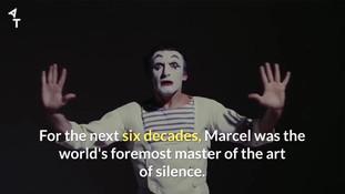 Marcel Marceau Slideshow