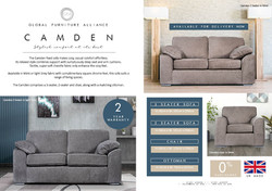 Camden Double Page