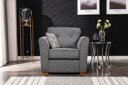 Darcy Chair in Anchor