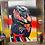 Thumbnail: Sebastian Vettel, Red Bull - Graffiti Painting