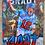 Thumbnail: Brady GOAT - One off Graffiti Painting, A1