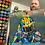 Thumbnail: Joan Mir - Graffiti Painting