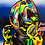 Thumbnail: Valentino Rossi, WinterTest - Graffiti Painting