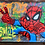 Thumbnail: SPIDEY SMILE - One off Graffiti Painting, A1
