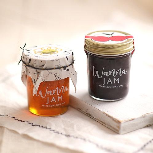 Osmanthus Honey + Cherry