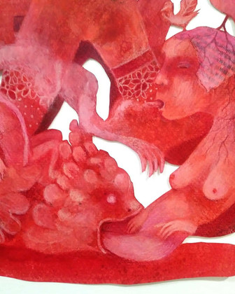 Red Body detail2