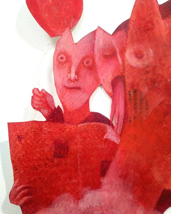 Red Body detail1
