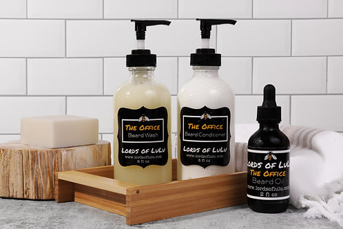 The Office Men's Grooming Collection