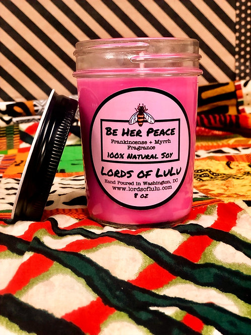 Be Her Peace
