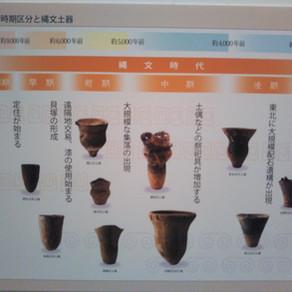 石神井川流域の縄文文化