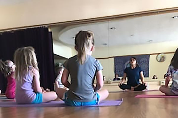 Children's Youth Yoga Learning Tree Yoga