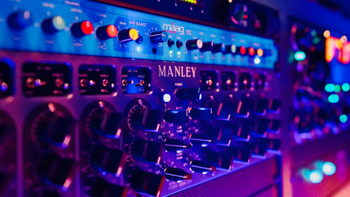 Maag EQ & Manley Massive Passive