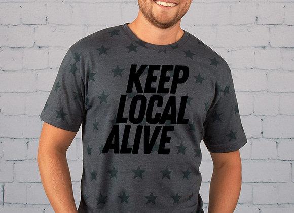KLA Star T Shirt