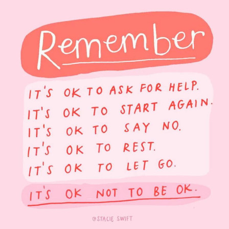 It's Ok to Struggle!