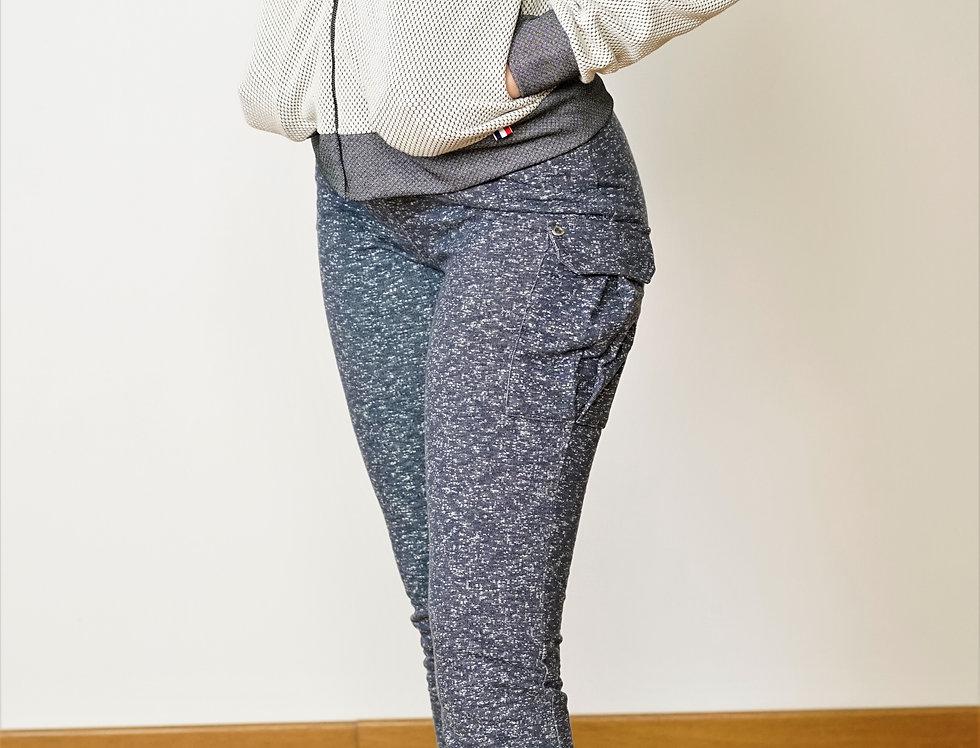 Pantalon Molleton Femme Elacio