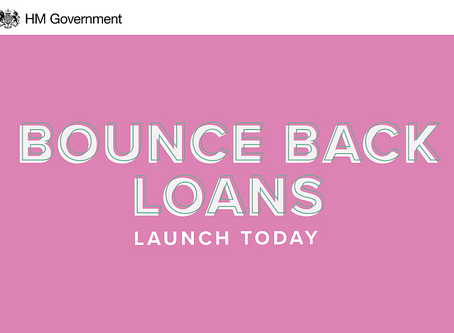 Bounce Back Loans Launched