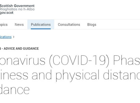 COVID-19 Phase 3: Business Guidance