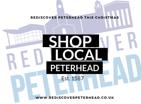 Win your money back by shopping local in Peterhead