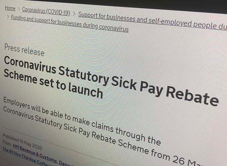 Coronavirus Statutory Sick Pay Scheme