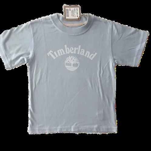 TIMBERLAND_TSHIRT BLEU_4/5A