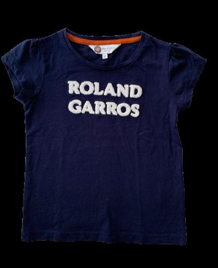 ROLAND GARROS_TSHIRT MARINE_6A