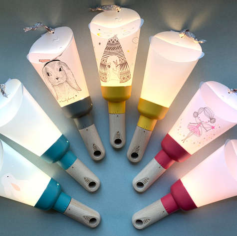 Lampe Nomade
