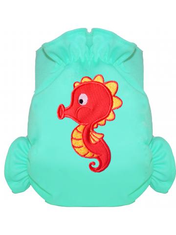 Maillot de bain couche - HIPPOCAMPE