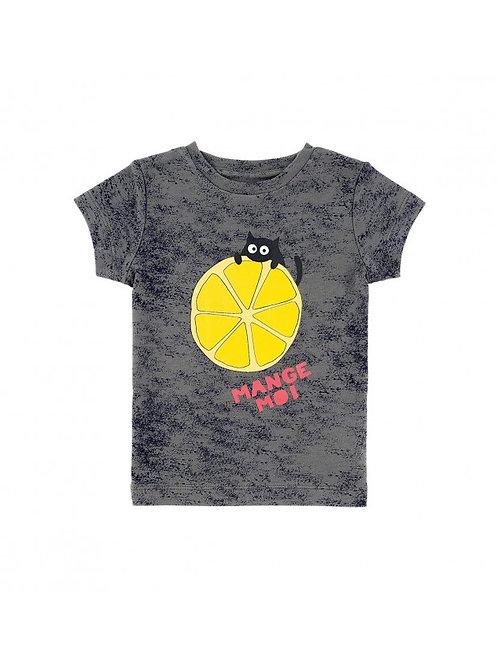 LQDC_T-shirt tie dye agrume