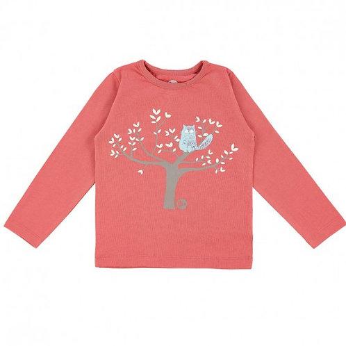 LQDC_T-shirt cerisier rose blush
