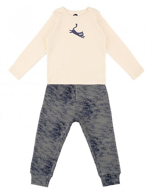 LQDC_Pyjama 2 pièces garçon
