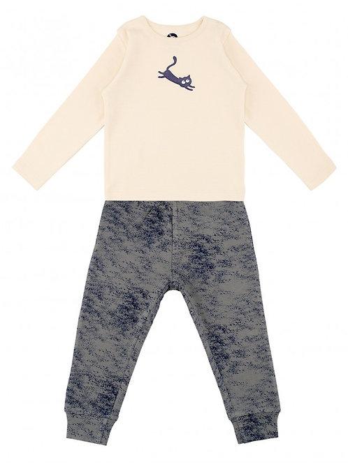 Pyjama 2 pièces garçon