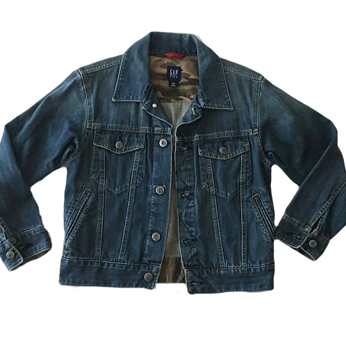 GAP KIDS_VESTE DENIM_8/9A