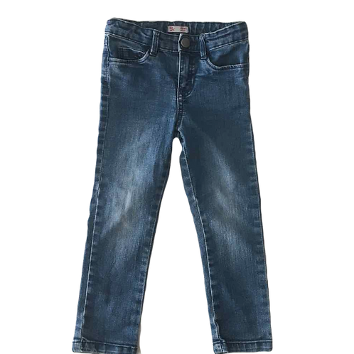 DPAM_PANTALON DENIM BLEU_4A