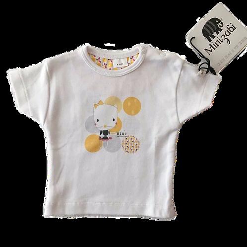 Minizabi_Tshirt ballerine bébé