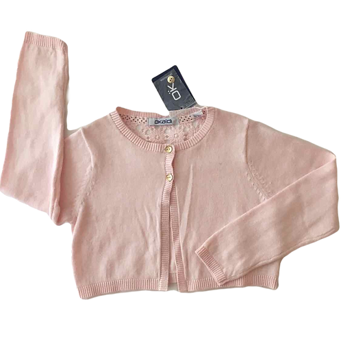 OKAIDI_CARDIGAN ROSE_3A