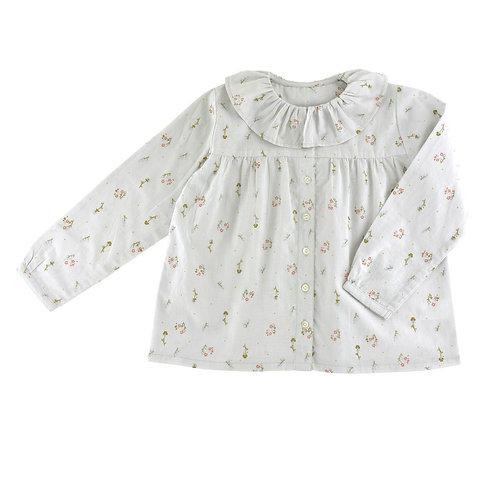 Lililotte_Chemise blouse fleurie