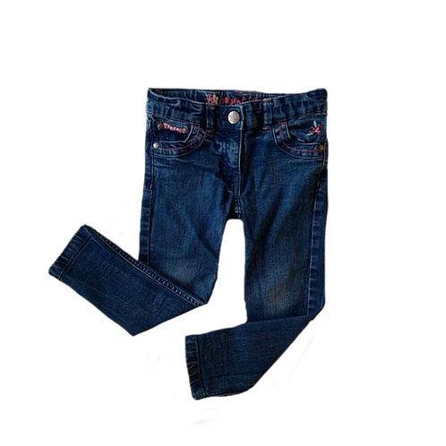 SERGENT MAJOR_JEAN DENIM FLEURS_2A