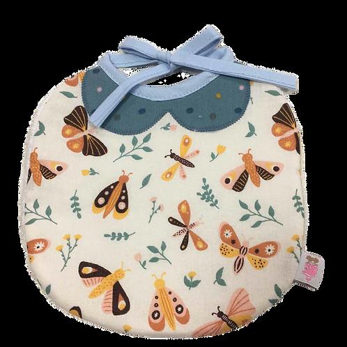 Bavoir - Papillons