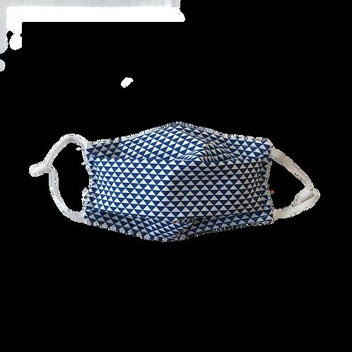Masque Tissu Enfant_Bleu