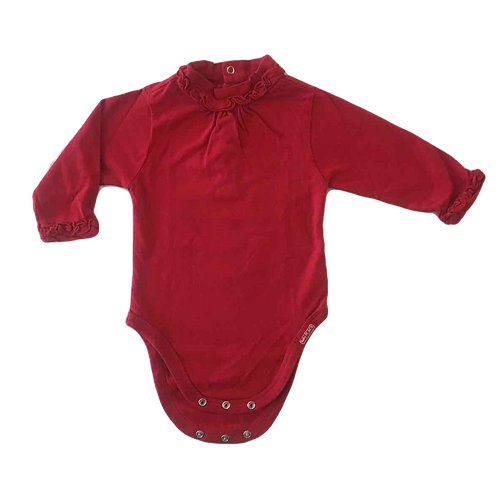 BODY COL ROUGE_6/9M