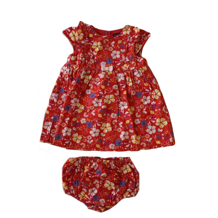 Robe et Bloomer assorti