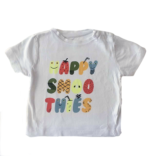 BOUTCHOU_TSHIRT HAPPY_9M