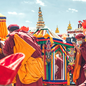Ladakh Naropa Festival