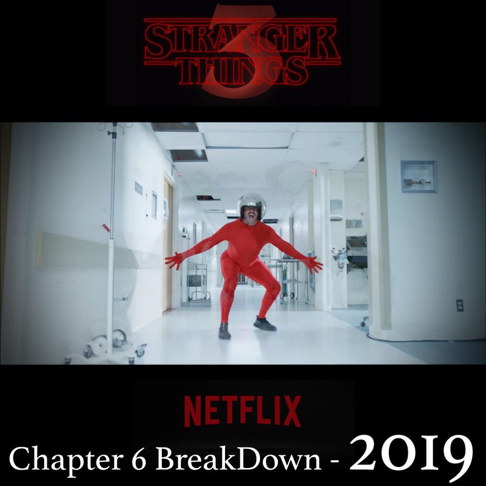 2019 STRANGER THINGS Chapter 6 VFX-Breakdown