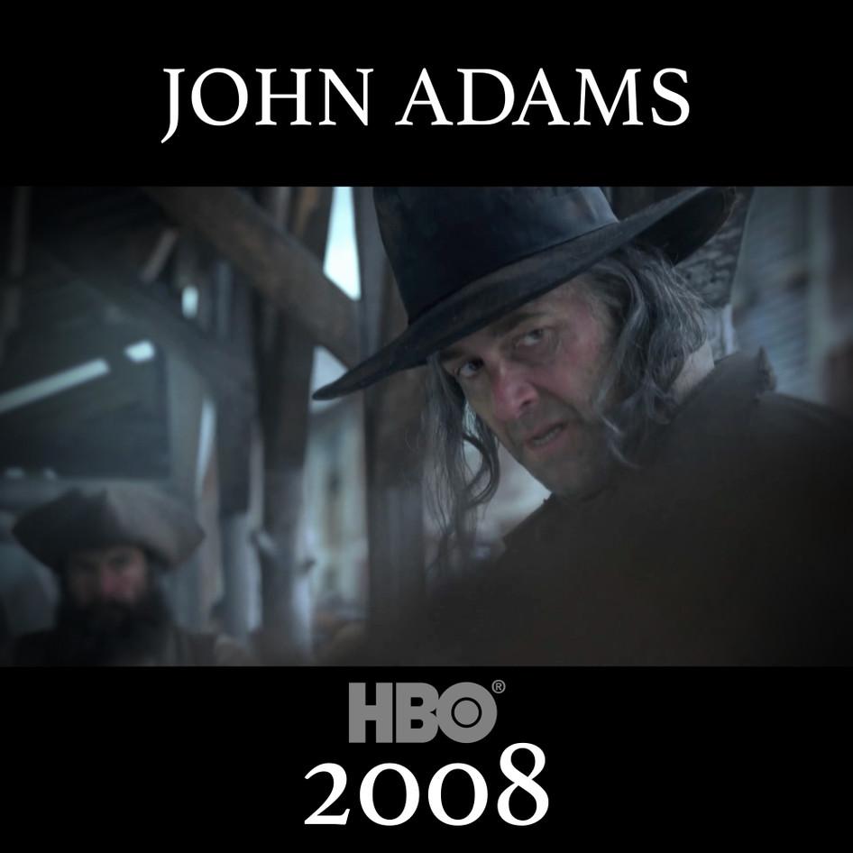 2008 JOHN ADAMS
